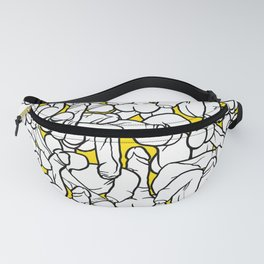Schlong Song in Yellow, All the Penis! Fanny Pack