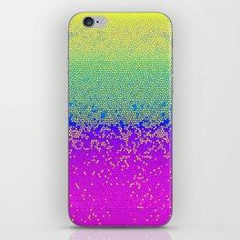 Glitter Star Dust G289 iPhone Skin