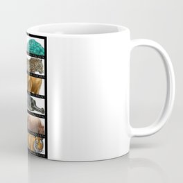 Animals of India Coffee Mug