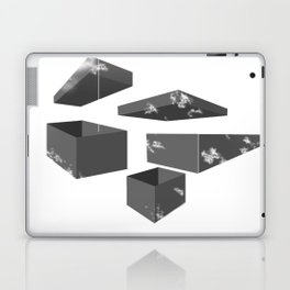 Geometric mess Laptop & iPad Skin