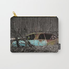 Old Car Carry-All Pouch