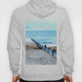 Outlook over the North Sea Hoody