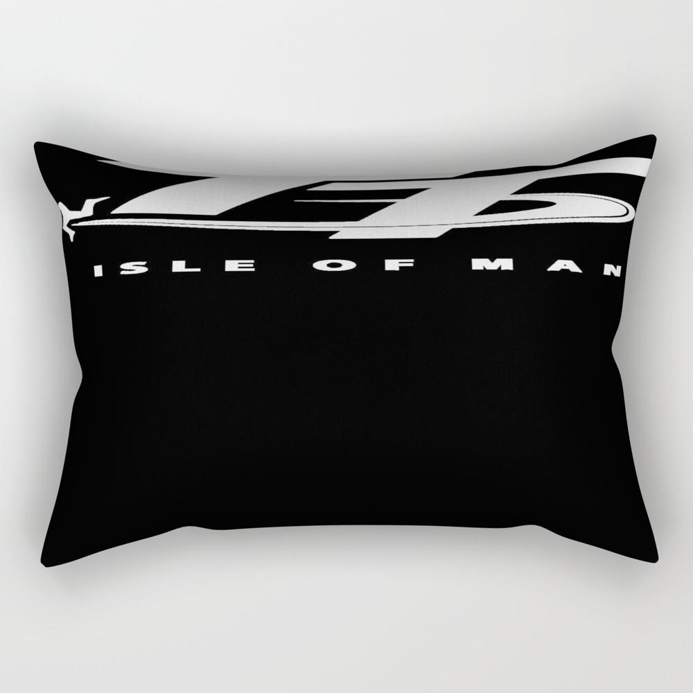 Isle Of Man Tt T Shirt Motorcycle Rectangular Pillow RPW8780598
