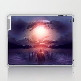 The Space Between Dreams & Reality Laptop & iPad Skin