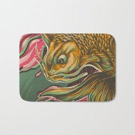 Japanese Fish Bath Mat