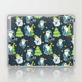 Christmas Winter Pattern Laptop & iPad Skin
