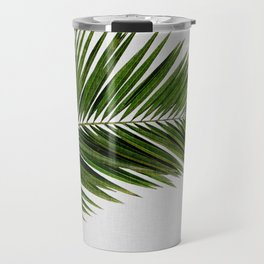 Palm Leaf I Travel Mug