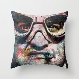 Great Belushi Throw Pillow