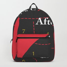 Ernest Hemingway book cover & Poster, Death in the Afternoon, bullfighting stories Backpack