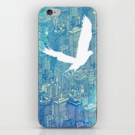 Ecotone (day) iPhone Skin