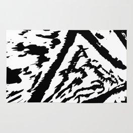 Hype Divine - B&W Rug
