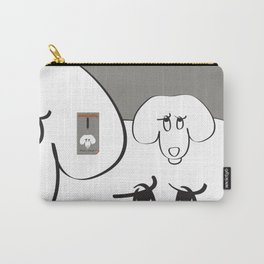 Animal Testing - Really people? Carry-All Pouch