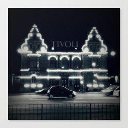 Tivoli Canvas Print