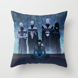 The Hellbound Heart Throw Pillow