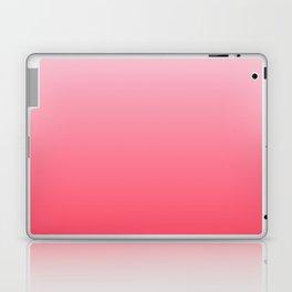 Ombre Pink Rose Gradient Pattern Laptop & iPad Skin