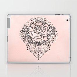 Night Rose Laptop & iPad Skin