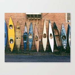 Salida, CO Canvas Print