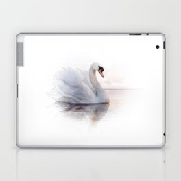 The Swan Princess Laptop & iPad Skin
