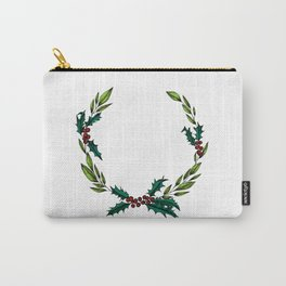 holly jolly Carry-All Pouch