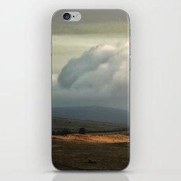 Red earth iPhone Skin