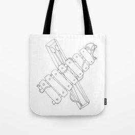 Xylophone Tote Bag