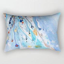 The begins of the life Rectangular Pillow