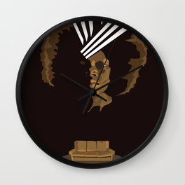 Pursuit of Happiness Wall Clock