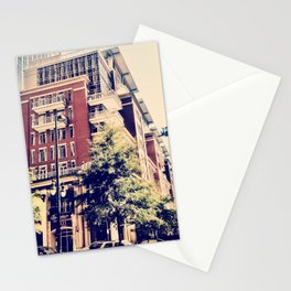Downtown Charlotte, NC Stationery Cards