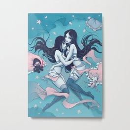 Bedtime Stories Metal Print