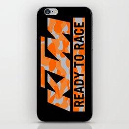 KTM Camouflage iPhone Skin