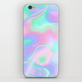 Holograph iPhone Skin
