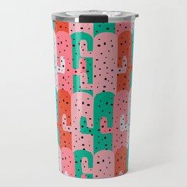 Cacti arrangement Travel Mug