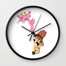 Pink Panther - TV Shows Wall Clock
