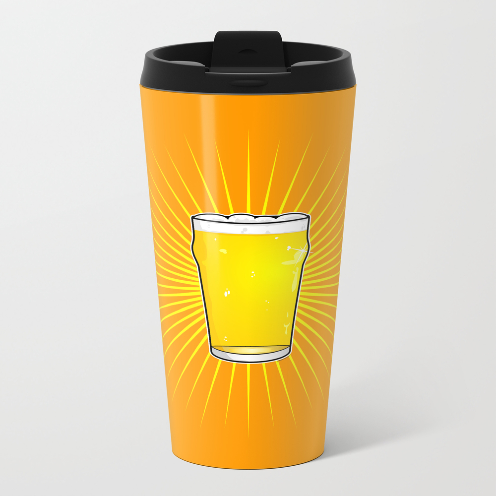 Beer Pint Star Travel Cup TRM9043289