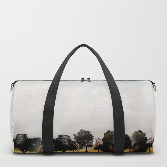 Group of Trees Duffle Bag