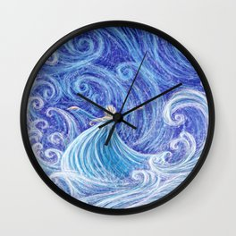 .:Let the Storm Rage On:. Wall Clock
