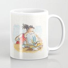 Painting Hazards Coffee Mug