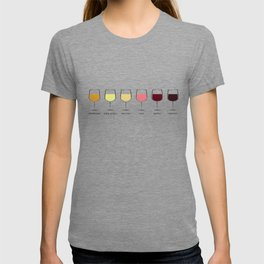 Wine Spectrum T-shirt