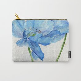 Blue North Carry-All Pouch