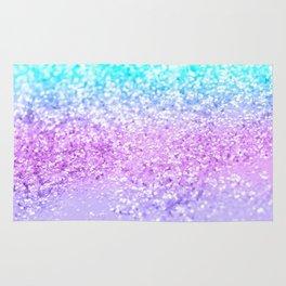 Unicorn Girls Glitter #9 #shiny #decor #art #society6 Rug
