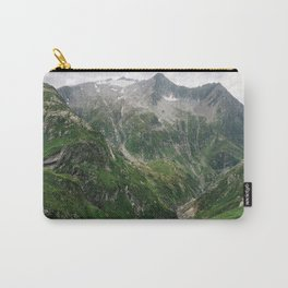 Mighty Mountains of Switzerland Carry-All Pouch