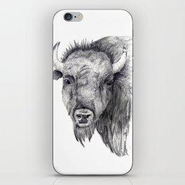 Bison Art iPhone Skin