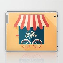 Coffee Shop Laptop & iPad Skin