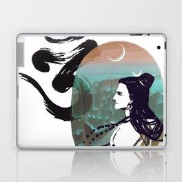 Shiva Mood Rise Laptop & iPad Skin