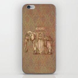 Elephant Bastille iPhone Skin