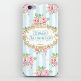 Belle Jardiniere iPhone Skin