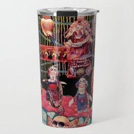 Beads of Paradise Shop NYC Travel Mug
