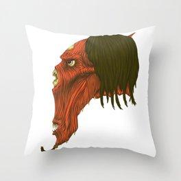 Plucker Throw Pillow