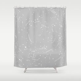 Infographic Shower Curtains