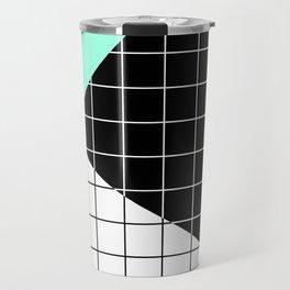 Minimal Geometry II Travel Mug